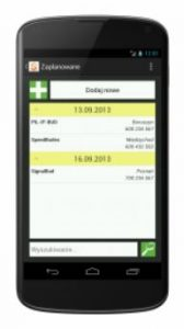 Android CRM